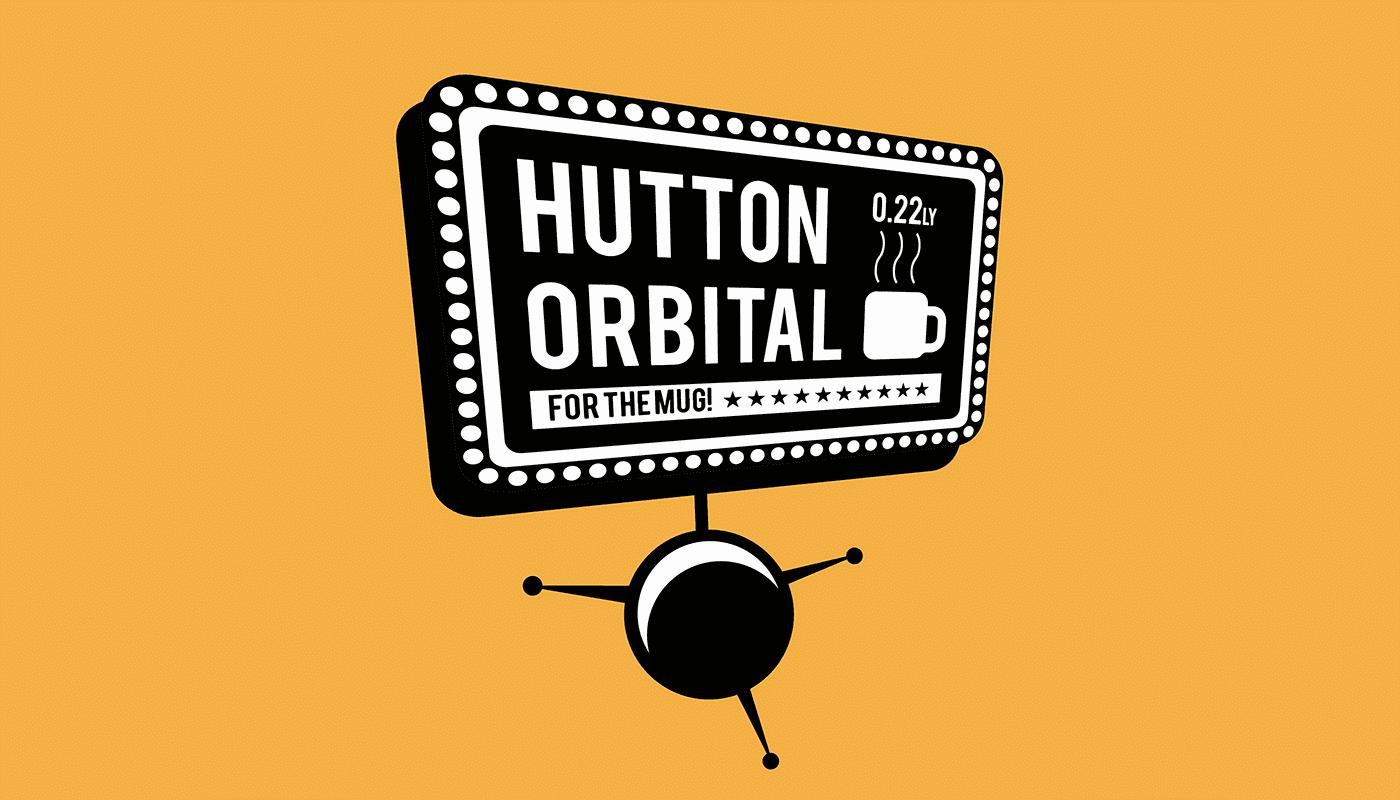 Hutton Orbital Wegweiser von mir