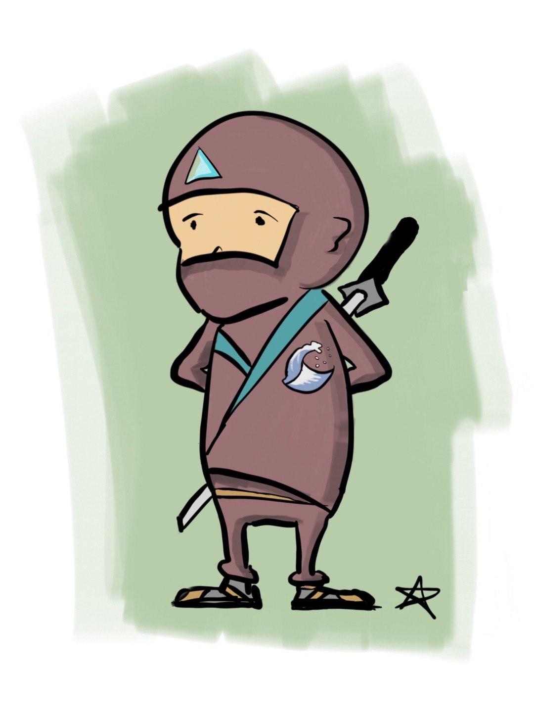 Ein Ninja