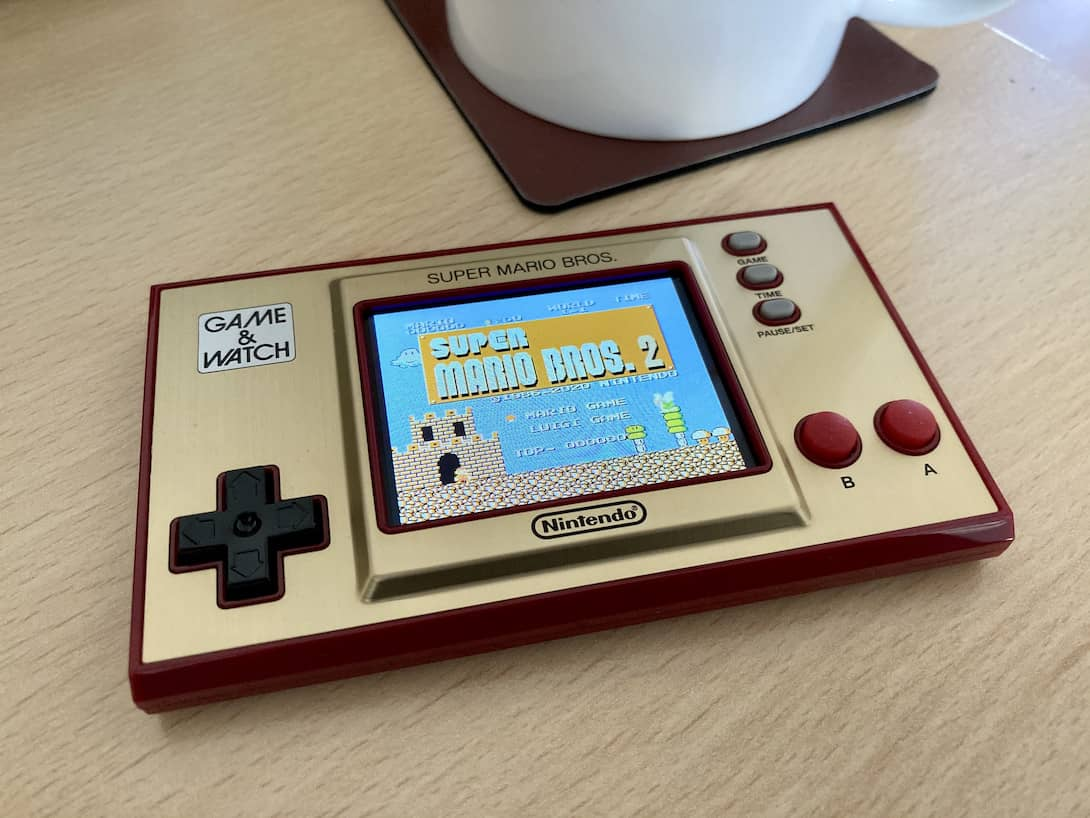 Das Super Mario Bros. Game & Watch